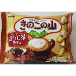 Kinoko No Yama - Houjicha Latte