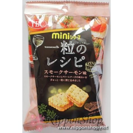 YBC mini Sand - Smoked Salmon