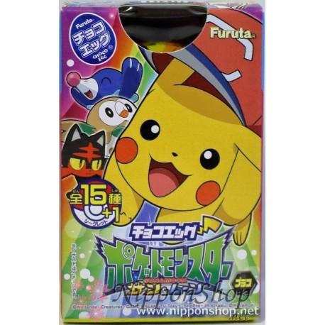 Pokémon Sun & Moon PLUS - Surprise Egg