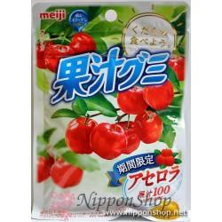 Meiji Soft Gummy - Acerola