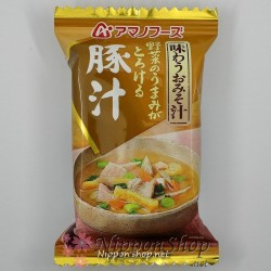 Miso Soup - Tonjiru