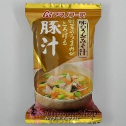 Premium Miso Soup - Tonjiru