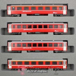 Albula Express - Extension 4 car set