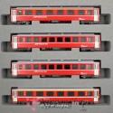 Albula Express - 4 Wagon Erweiterung Set