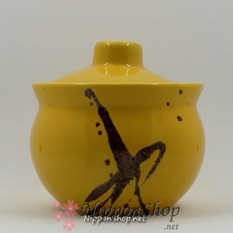 Japanischer Keramiktopf