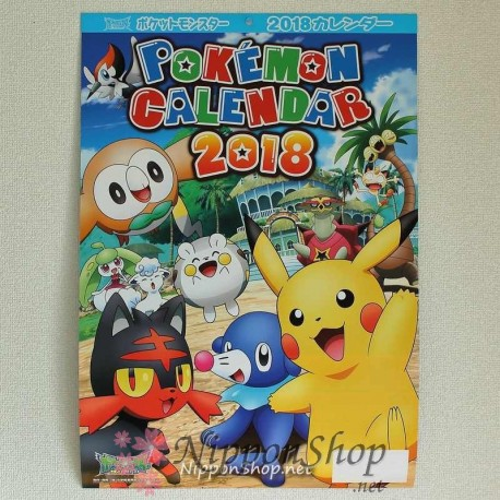 Pokemon 2018