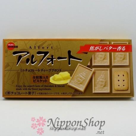 ALFORT - blonde Schokolade