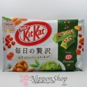 KitKat Matcha Double Berry & Almond