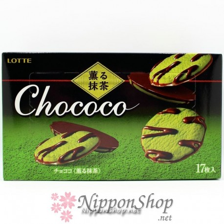 Chococo Matcha