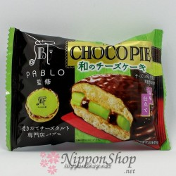 Choco Pie - Matcha Cheese Cake