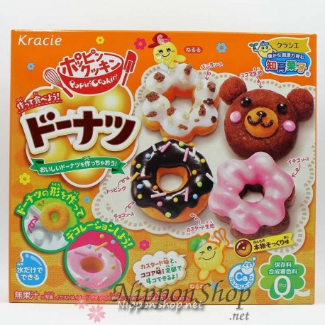 Happy Kitchen - Donuts candy Set