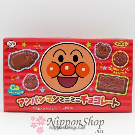 Anpanman Mini Chocolate