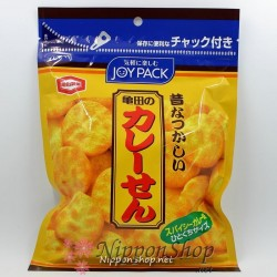 Kameda Curry Senbei