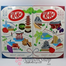 KitKat EAST & WEST JAPAN