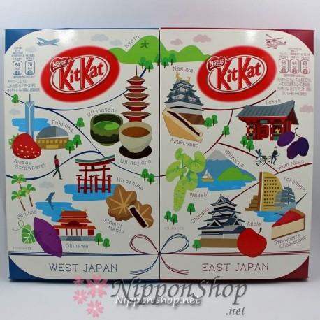 KitKat EAST & WEST JAPAN