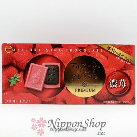 ALFORT mini Premium - Erdbeere