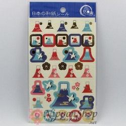 Washi Sticker - Mt. Fuji