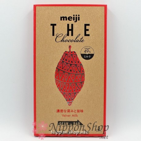 Meiji THE Chocolate - Velvet Milk