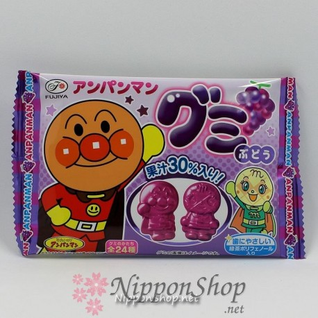 Anpanman Gummy - Grape