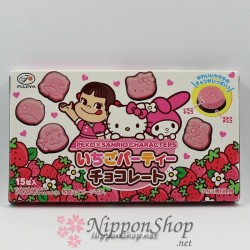 Strawberry Party Chocolate