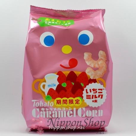 Caramel Corn - Ichigo Milk