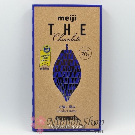 Meiji THE Chocolate - Comfort Bitter