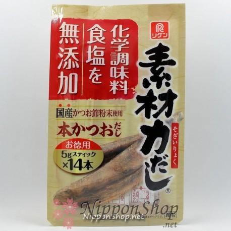 Honkatsuo Dashi - Family pack