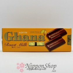 GHANA Slim Pack - Roast Milk Chocolate