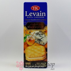 Levain Honey & Gorgonzola Cheese Crackers