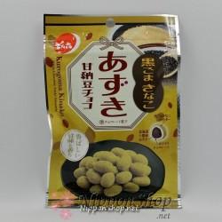 Kurogoma-Kinako Choco Azuki-Beans
