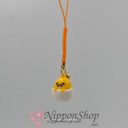 Mobile phone strap - Gudetama