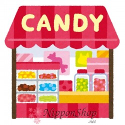 Gummy & Candy Box
