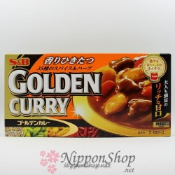 Golden Curry - Familienpackung