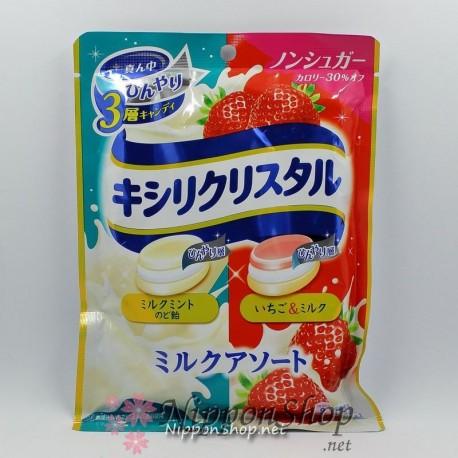 Xylicrystal - Milk Mint & Strawberry Milk