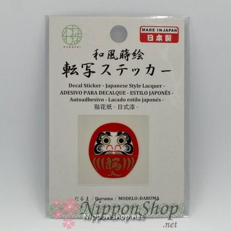 Decal Sticker - Daruma