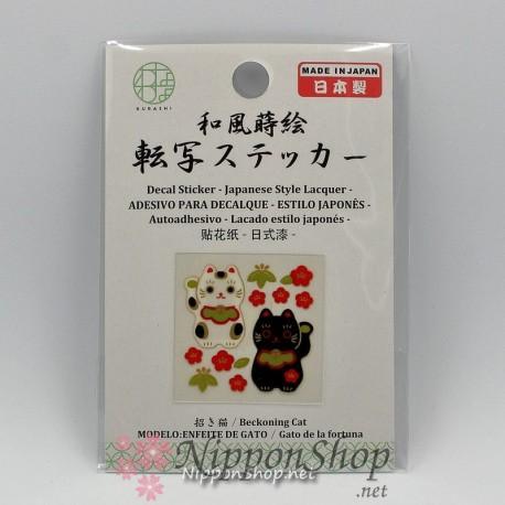 Decal Sticker - Manekineko
