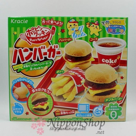 Happy Kitchen - Hamburger candy Set