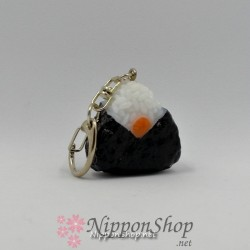 Onigiri key holder - Umeboshi