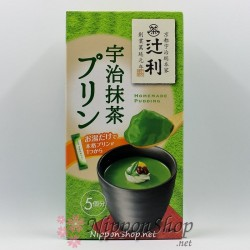 Matcha Pudding
