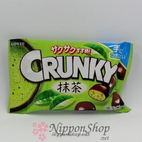 CRUNKY Balls - Matcha
