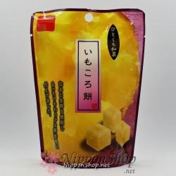 Süßkartoffel Mochi