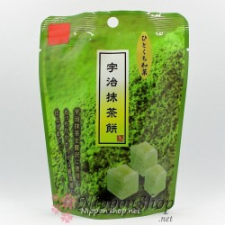 Uji Matcha Mochi