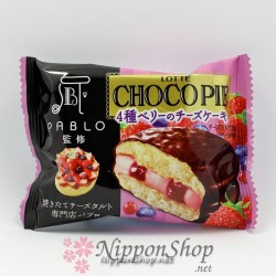 Choco Pie Premium - 4 Berry Cheese Cake