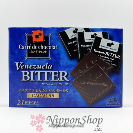 Carrè de chocolat - Venezuela Bitter