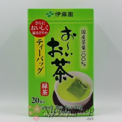 Ryokucha green tea