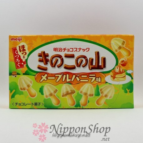 Kinoko no Yama - Maple Vamilla