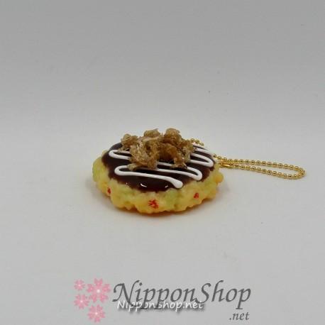 Anhänger - Okonomiyaki Katsuobushi