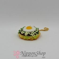 Anhänger - Okonomiyaki Medamayaki