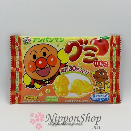 Anpanman Gummy - Apple
