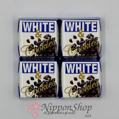 TIROL Choco - White & Cookie